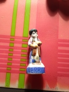Fève 1993 Pied Bleu Metiers De Tradition VERRIER - Fèves