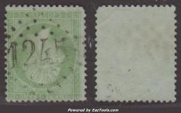 GC 1245 (Cublize, Rhone (68)), Cote +40€ - Storia Postale (Francobolli Sciolti)