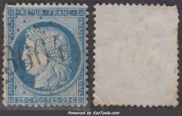 GC 3664 (St-Honoré-lès-Bains, Nièvre (56)), Cote 12€ - 1849-1876: Classic Period