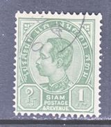 SIAM   75   (o)   1899-1904  Issue - Siam
