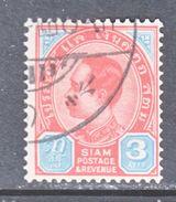 SIAM   78   (o)   1899-1904  Issue - Siam