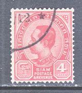 SIAM   80   (o)   1899-1904  Issue - Siam