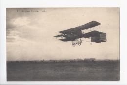 CPA AVI- AEROPLANE - FARMAN - - Flugwesen
