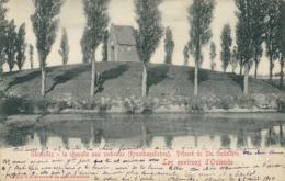 BE GHISTELLES  /  La Chapelle Aux Corbeaux Prieuré De Sainte Godellève / - Gistel