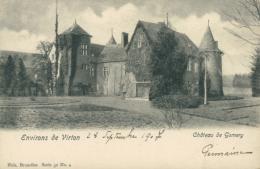 BE GOMERY  / Le Château /  Nels Série 32 N° 4 - Virton