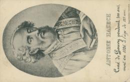 BE GOUVY    / Antoine Hasech Curé De Gouvy Pendant 100 Ans Mort En 1526 / - Gouvy