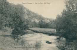 BE GRAND HALLEUX  / Les Rochers De Hourt / - Vielsalm