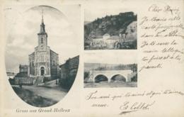 BE GRAND HALLEUX  / Gruss Aus Grand-Halleux / - Vielsalm