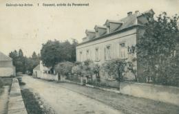 BE GUIRSCH  / Guirsch Lez Arlon  Couvent Entrée Du Pensionnat / - Arlon