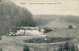 BE HABAY LA NEUVE  / Château De La Trapperie Cascade  / - Habay