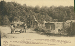 BE HABAY LA NEUVE  / Ruines Des Anciennes Forges Du Pont D'Oye / - Habay