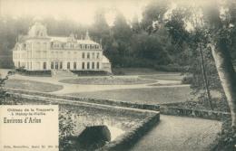 BE HABAY LA  VIEILLE   / Château Et Parc De La Trapperie  / Nels Série 31 N° 54 - Habay