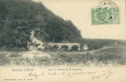 BE HABAY LA  VIEILLE   / Parc Du Château De La Trapperie  / Nels Série 31 N° 55 - Habay