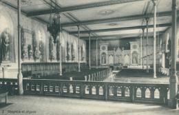 BE HACHY    / Pensionnat Saint Joseph  Chapelle Et Orgues / - Habay
