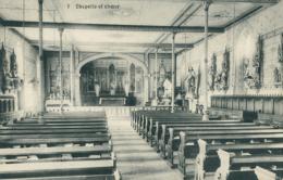 BE HACHY    / Pensionnat Saint Joseph  Chapelle Et Choeur / - Habay