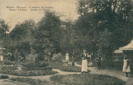BE HALANZY    / Maison Frontière Jardins De L'Etoile  / - Aubange