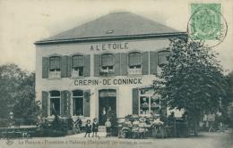 BE HALANZY    / La Maison Frontière A L'Etoile  Crepin-de-Coninck   / - Aubange