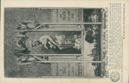BE HALLE    / Statue Miraculeuse De Notre-Dame / - Halle