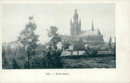 BE HALLE    / Notre-Dame / - Halle