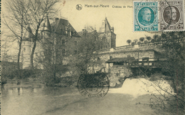 BE HAM SUR HEURE   / Château / - Ham-sur-Heure-Nalinnes