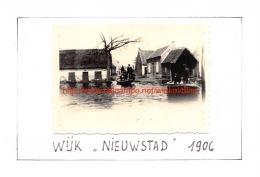 1906 Wijk Nieuwstad - Moerzeke - Places