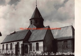 Kerk Sint-Jan-Baptist - Ouwegem - Zingem