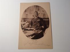 """Felix Graf Von Luckner """"der Seeteufel"""" (1881–1966) Autograph Signed Picture (Autogramm Sea Devil WW1 1914-18 Navy - Autogramme & Autographen"""