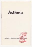Overdruk Manneke Uit De Mane 1965 - Asthma - Almanak Diksmuide Roeselare Denys Ieper De Lille - Documentos Antiguos