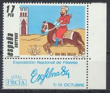 °°° SPAGNA SPAIN - Y&T N°2392 - 1984 MNH °°° - 1931-Aujourd'hui: II. République - ....Juan Carlos I
