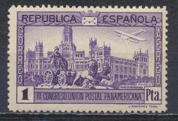 °°° SPAGNA SPAIN - Y&T N°88 PA - 1931 MLH °°° - 1931-Oggi: 2. Rep. - ... Juan Carlos I