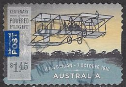 Australia SG3358 2010 Centenary Of Powered Flight $1.45 Good/fine Used [15/14815/6D] - 2010-... Elizabeth II