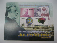 Ghana Culture 100 Anniversary Of The Death Of Jules Verne - Other