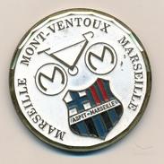 """Médaille """"ASPTT MARSEILLE"""" - MARSEILLE / MONT VENTOUX / MARSEILLE - (Cyclotourisme) - Cycling"""