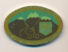 Petite Médaille Fine - Cyclo Club Gapencais - Circuit Des Cols Gapencais - Cycling