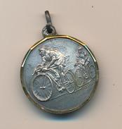Petite Médaille (cyclistes) - P.J Rallye Du Castellet - Cycling