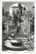 Granada Generalife - Patio De La Acequia - Carte N° 29 - Granada