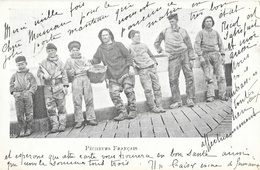 Pêche: Pêcheurs Français - Carte VED Dos Simple N° 139 - Visvangst