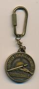 Porte-Clef - Fédération Française Des Armuriers Professionnels - Armurerie CHALAL à Vauvert (Gard) - Porte-clefs
