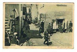CPA LITUANIE WILNA Das Judische Ghetto - Lithuania