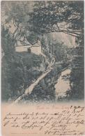 AK - Salzburg - Veste Im Pass Lueg - 1900 - Golling