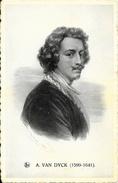 Antoine Van Dyck (1599-1641), Peintre - Edition Ern. Thill - Carte Nels Non Circulée - Artistes