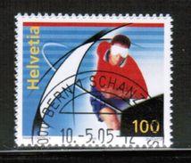 CH 2005 MI 1925 USED - Gebruikt