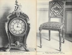 Lot N° 65 De 16 Cartes ND - Collection Du Musée Des Arts Décoratifs: Meubles, Mobilier, Objets D'art, Sculptures... - 5 - 99 Karten
