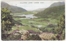 Killarney Lakes (Ladies' View) -  (Ireland) - Kerry