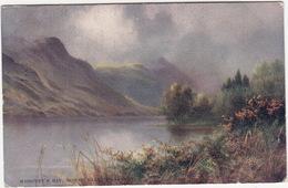 Mahoney's Bay, Lower Lake, Killarney - (1909) -  (Ireland) - Kerry