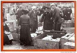 Y0141g Sion Jour De Foire à La Planta En 1934, Paysannes,costumes,Cochon S De Lait. Non Circ, Reproduction No De Tombola - VS Valais