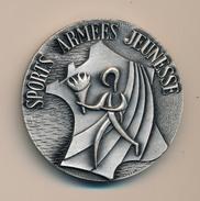 Médaille - Sports Armées Jeunesse - Journées Nationales Avril 1978 - France