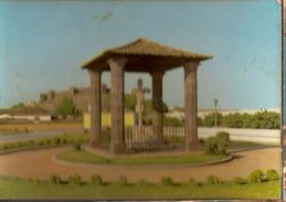 Portugal & Circulated Postal, Cross Of Portugal And The Castle, Silves, Portimão, Lisbon 1964 (334) - Monuments