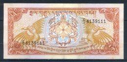 493-Bhoutan Billet De 5 Ngultrum 1985 CI413 - Bhutan