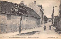 95-AUVERS-SUR-OISE- LA MAISON DE DAUBIGNY - Auvers Sur Oise